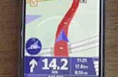 ¿iPhone con GPS TomTom?