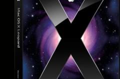 Se empieza a testear Mac OS X 10.5.2