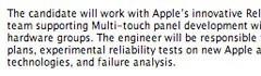 Las pantallas multitáctiles llegarán a los Mac