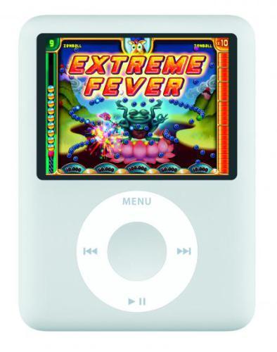 Dos nuevos juegos para el iPod
