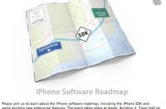 El SDK para el iPhone se presentará el 6 de Marzo