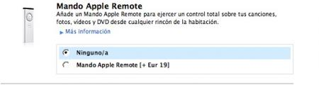Adios al Apple Remote