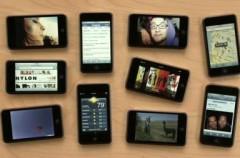 Nuevo anuncio de iPod touch