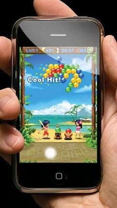Gameloft apoya el Iphone