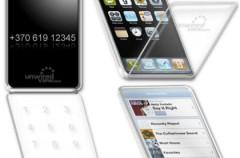 Nueva patente que reducirá el iPhone
