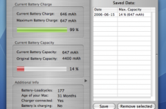 coconutBattery 2.6