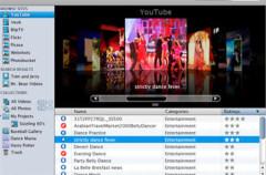 Aplicación para descargar videos y fotos online, Web2 Delight 1.0