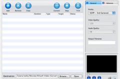Xilisoft Video Converter para Mac