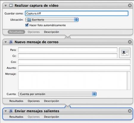 Captura imágenes de tu webcam a través de tu email