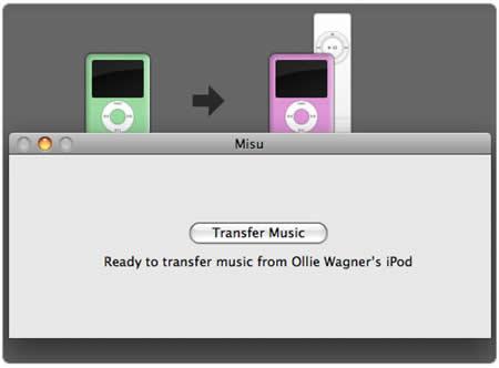 Comparte la música de tu iPod con Misu