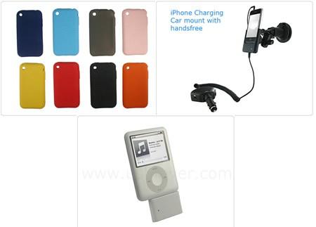 Nuevos productos para el iPhone y el iPod