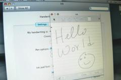 Mac OS X en una Samsung Tablet