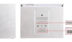Programa de sustitución de baterías para Macbook Pro de 15 Pulgadas