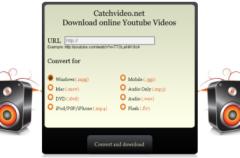 """Nueva web para descargar """"YouTube's"""""""