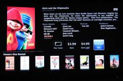 ¿Compra de películas desde el Apple TV?