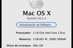 """Nueva actualización """"interna"""" de 10.5.3"""