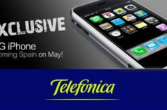 Telefonica y Apple presentarán el iPhone 3G en las próximas semanas