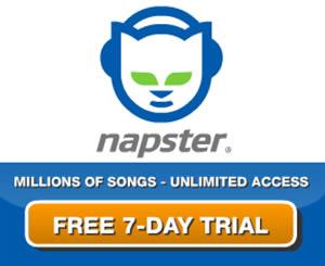 Napster ofrece un nuevo servicio
