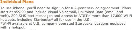 AT&T confirma su plan de subvención para el Iphone