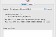 WinClone, crea imágenes de tus particiones BootCamp