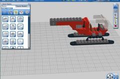 Lego Digital Designer 2, útil para ampliar la imaginación