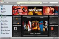 Los servicios de iTunes comienzan a expandirse