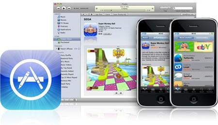 2.2 millones de descargas diariamente en la AppStore
