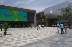 Apple expande su mercado a China