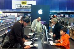 Best Buy y Apple expanden su programa de ventas