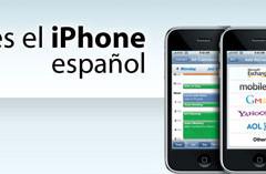 Así es el iPhone español