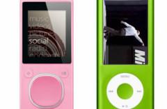 Más rumores del iPod Nano