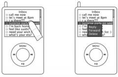 Nueva patente para pantalla táctil