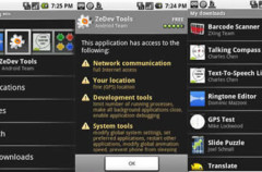 Android Market será un duro rival para la AppStore