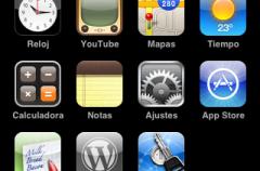 Truco: Captura de pantalla en el IPhone