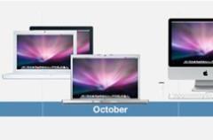 Se especula con el periodo de actualización de los productos de Apple