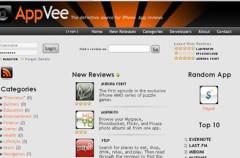 AppVee, la web ideal para informarte de una aplicación para el iPhone