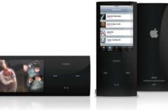 Recreación del nuevo iPod Nano