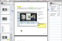 Lee y edita archivos PDF con la nueva versión de Skim