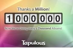 Tap Tap Revenge supera el millón de descargas
