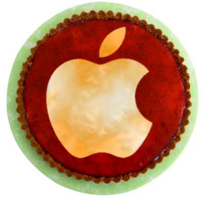 tarta de apple