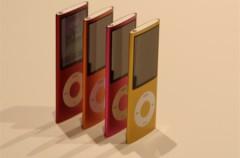 Fotos de los nuevos iPod Nano