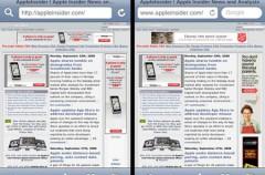 Algunos detalles de la beta del Firmware 2.2 para el iPhone