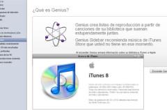 Algunos detalles del iTunes 8.0