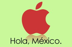 Apple sube los precios en México