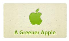 Apple pensando en el medio ambiente