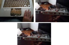 Nueva imagen del case del nuevo Mac Book