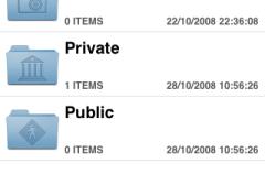 Discover; transferencia de archivos entre iPhones