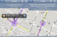 Firmware 2.2 del iPhone tendrá soporte para Google Street View