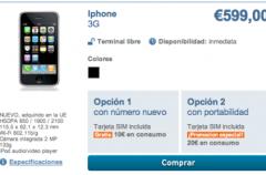 El iPhone libre con Simyo