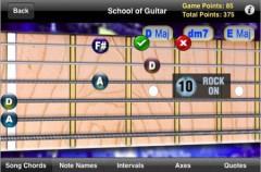 School of Rock es lanzado para el iPhone/iPod Touch